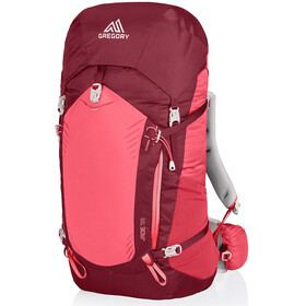 Gregory Jade 38 Backpack Women S ruby red